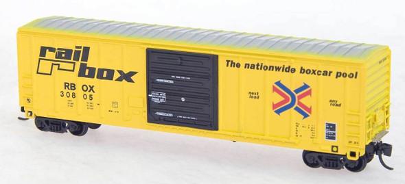 InterMountain N Scale P-S 5277 Cu. Ft. Boxcar Railbox - Original #32217
