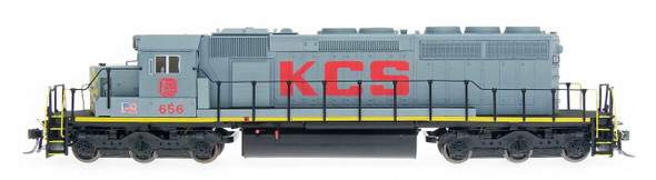InterMountain HO Scale SD40-2 Locomotive DCC W/Sound Kansas City Southern #646