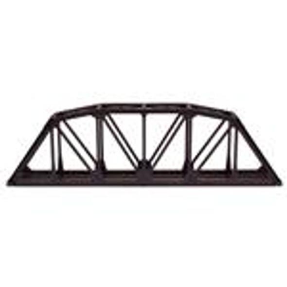 "Atlas HO Scale Code 83 18""Through Truss Bridge - Black"