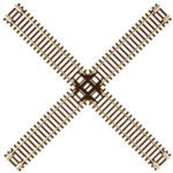 Atlas N Scale Code 55 - 90 Degree Crossing