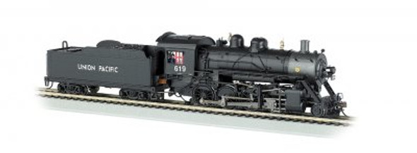 Bachmann HO scale Union Pacific Baldwin 2-8-0  Consolidation #619 - DCC equipped
