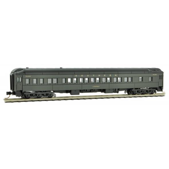 Micro-Trains Line N Scale Southern  Heavyweight Sleeper Car #2476