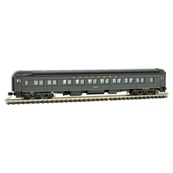 "Micro-Trains Line N Scale Southern  Heavyweight Parlor Car ""Jasmine"""