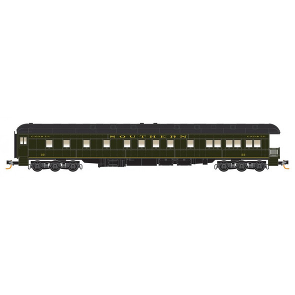 Micro-Trains Line N Scale Southern  Heavyweight Observation Car #22