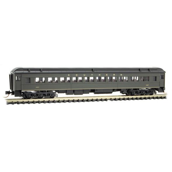 Micro-Trains Line N Scale Southern  Heavyweight Coach Car #1057