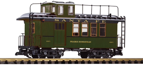 38623 Santa Fe (SF / ATSF) Drovers Caboose