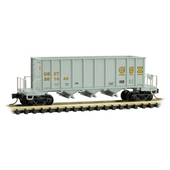 Micro-Trains N Scale CSX  Rapid Discharge Hopper Rd#291840