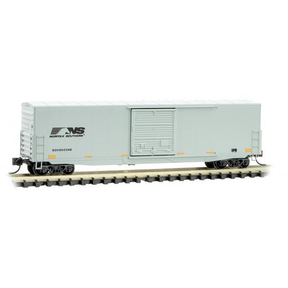 Micro-Trains N Scale 50' Box Car Norfolk Southern - Rd#SOU900348