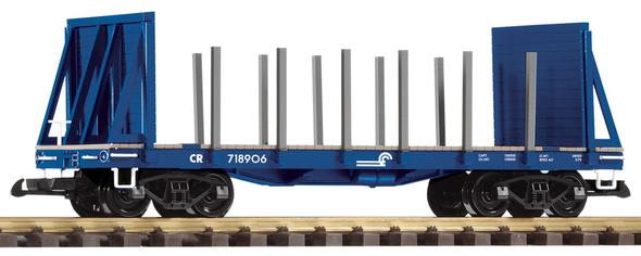 PIKO 38766 Conrail (CR) Bulkhead Flat (G-Scale)