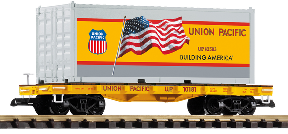 PIKO 38750Union Pacific Container Car(G Scale)