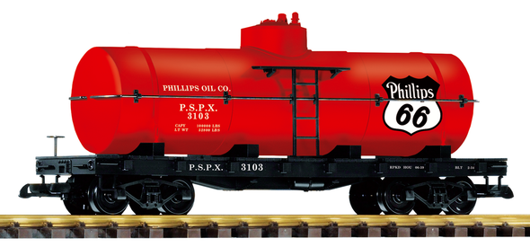 PIKO 38758 Phillips 66Tank Car (G-Scale)