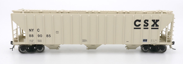 InterMountain HO Scale 4785 PS2-CD Covered Hopper car - Repaint  CSX -six road numbers