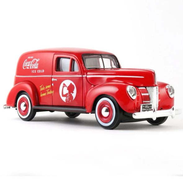 1940 Ford Coca-Cola Delivery Van