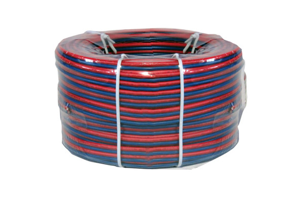 PIKO 35401 RED/BLUE CABLE 16AWG 82'