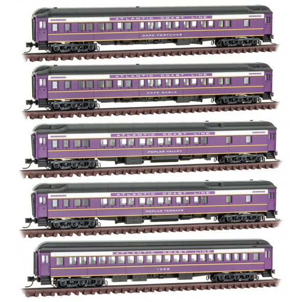 MICRO-TRAINS ACL HEAVYWEIGHT 5-PACK