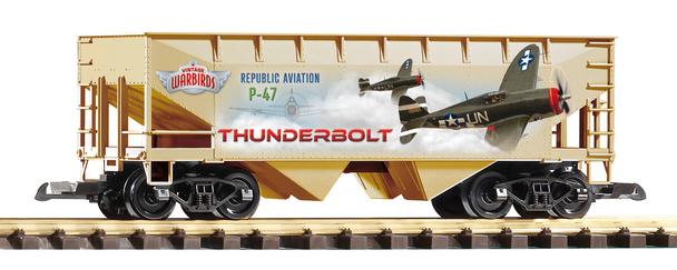 PIKO 38903 VINTAGE WARBIRDS P-47 HOPPER