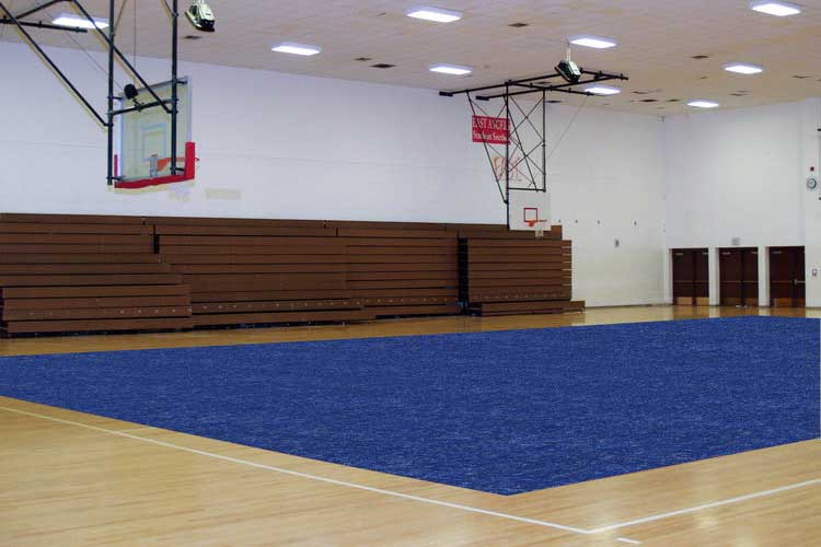 Gym Floor Protection