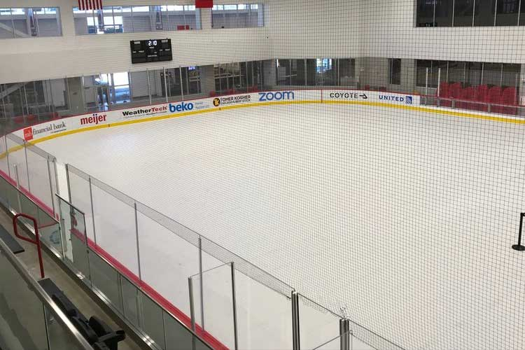 Ice Rink Covers