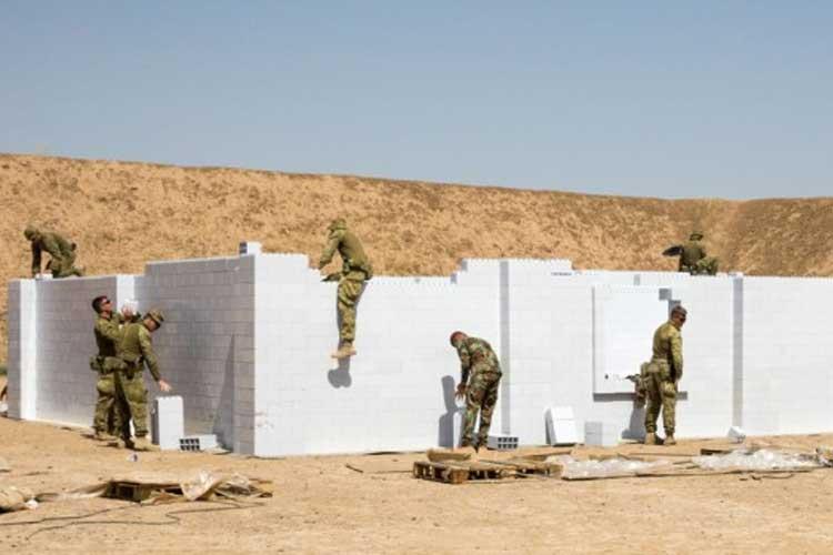 Military Training Facilities
