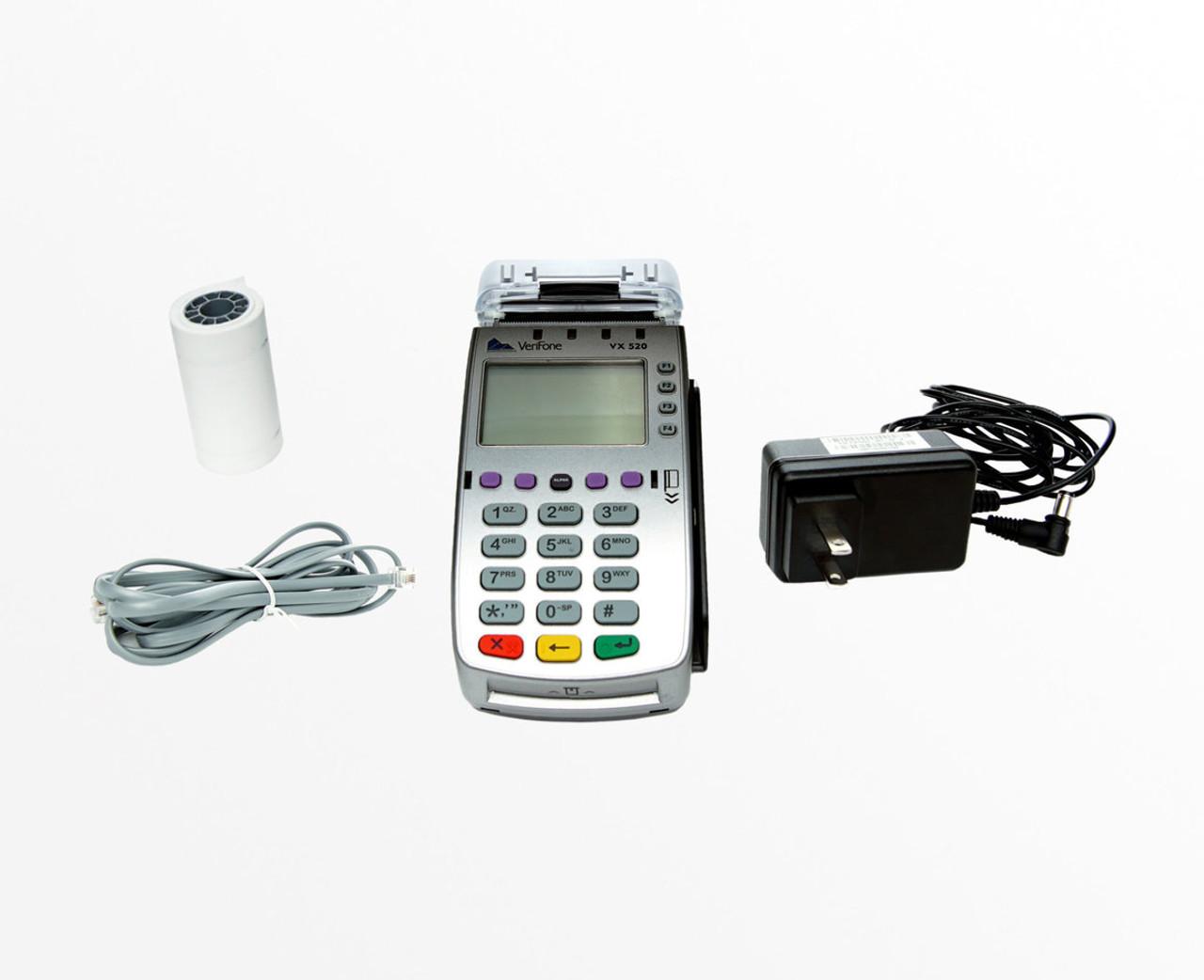 Verifone VX 520 Credit Card Terminal