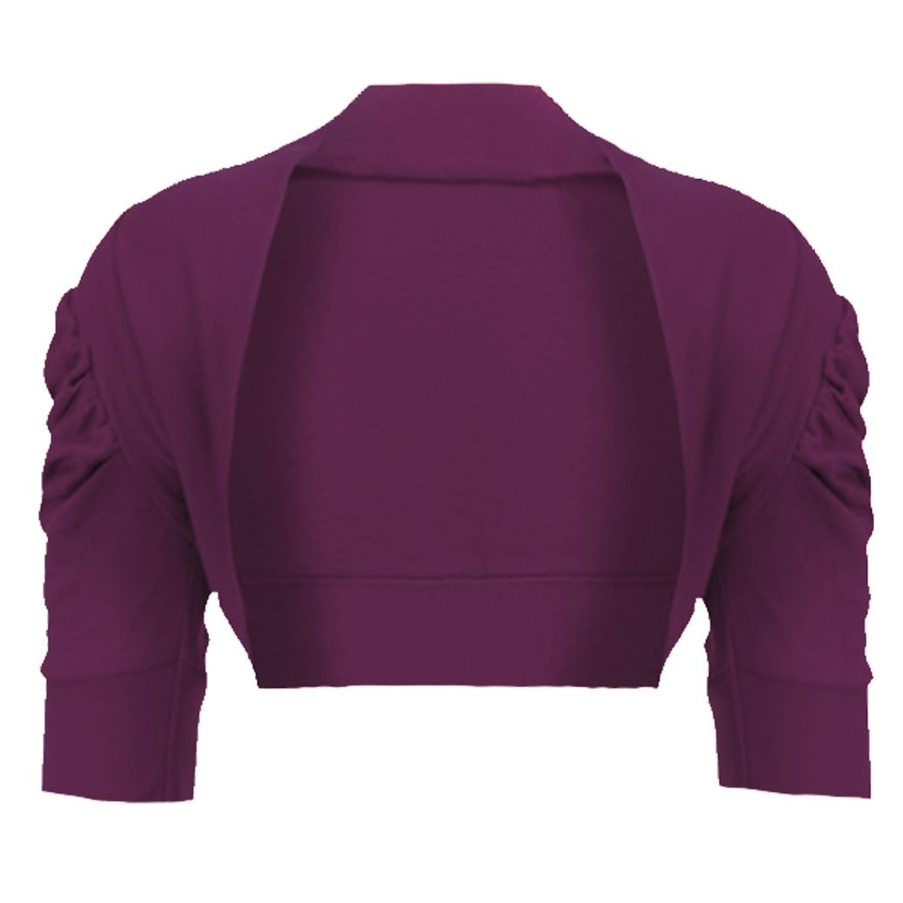 e9bc740674 Girls Bolero Shrug 2-14 Y Available in Various Colors.