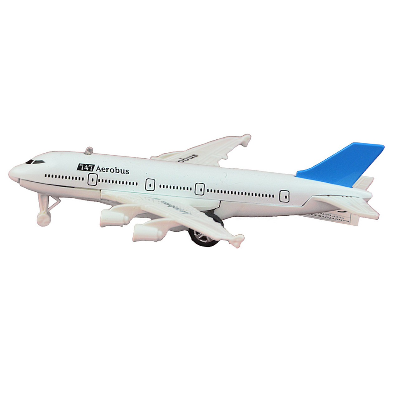 4d91015e2ee8 Kids Toy Aerobus Boeing Airplane Available in Blue.