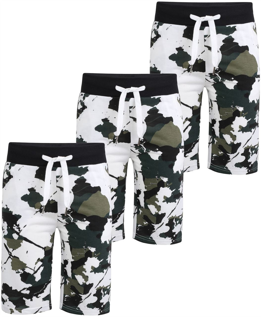 8c77c2a3eb LotMart Kids Camo Summer Shorts Bundle Pack of 2 Colours Shorts
