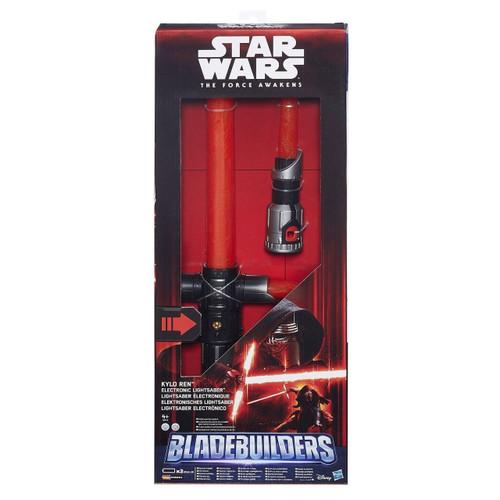 Kids Disney Star Wars The Force Awakens Kylo Ren Electronic Lightsaber