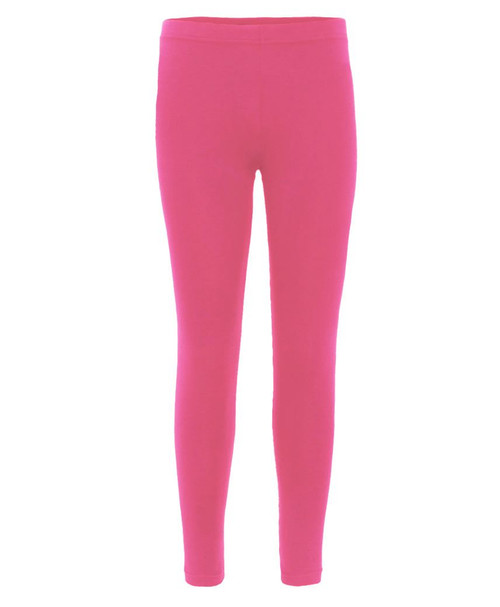 Fit Kids Leggings Full Length in Pink, Grey and Fuschia