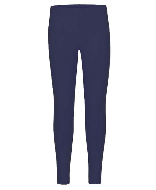 Fit Kids Leggings Full Length in Navy, Lilac, Turquoise and Plum