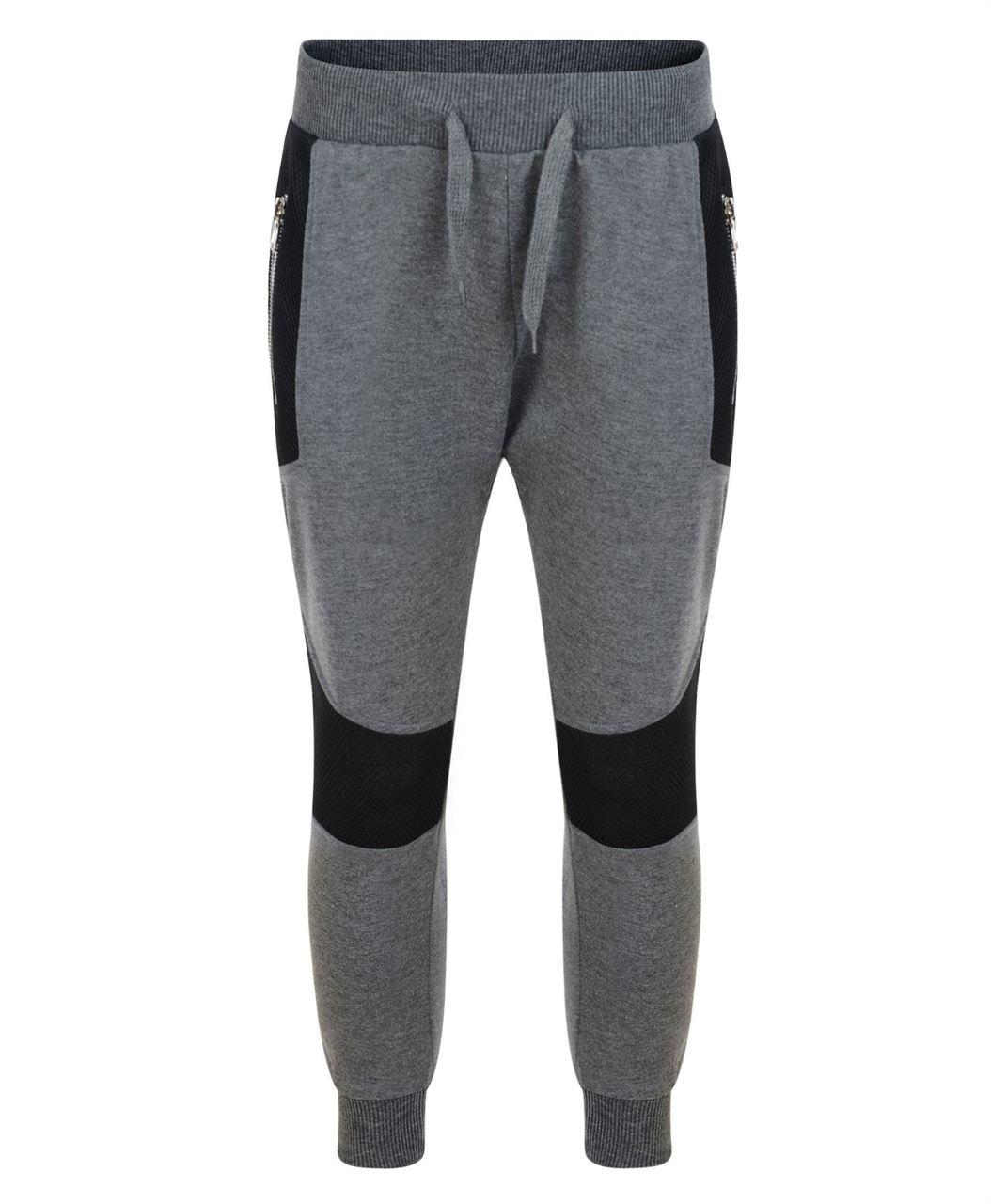 Girls Boys Drop Crotch Bottoms Casual Jogging Pants Kids Sweatpants 3-14 Years