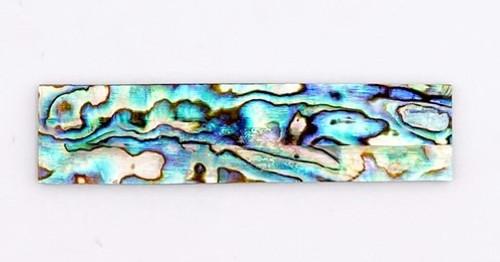 Paua Laminate Piece 2 7/8 x 11/16 x .125 #5