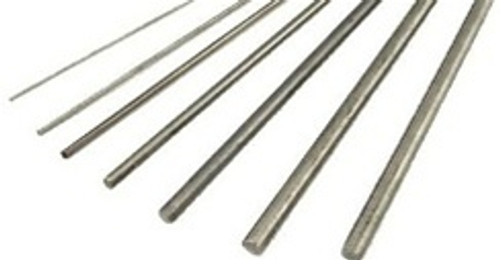 """Stainless Rods 6"""""""