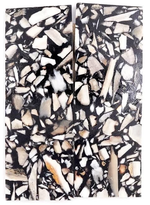 Mammoth Ivory Composite-4 1/2 x 1 9/16 x 1/4 #3