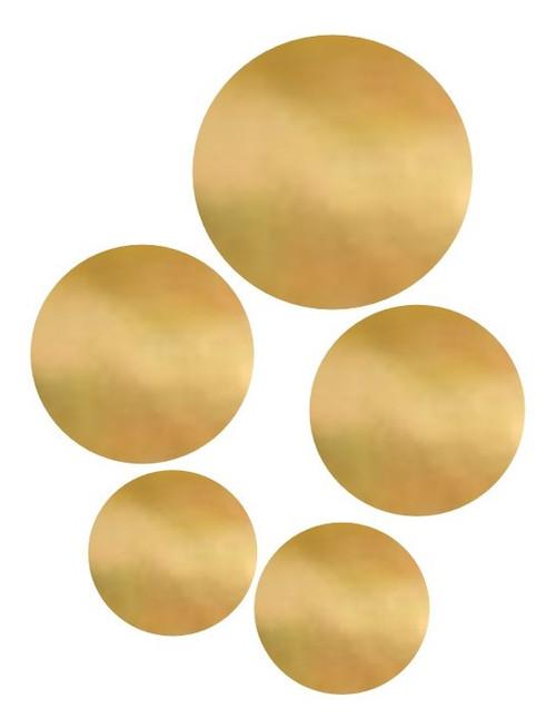 Goldlip Pre-Cut Inlay Circle