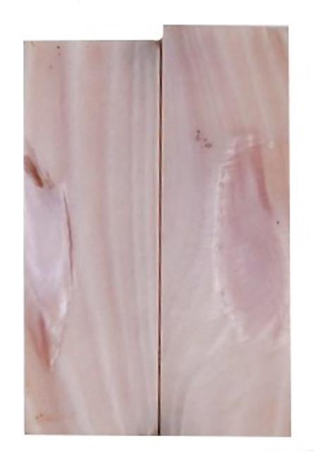 Pink Pearl Pair 2 13/16 x 15/16 x .106 #16