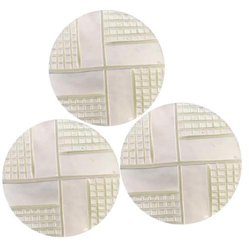 White MOP Discs 1 1/2 x 0.065