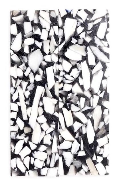 Natural Bone Composite-3 5/8 x 1 1/8 x 1/4 #20