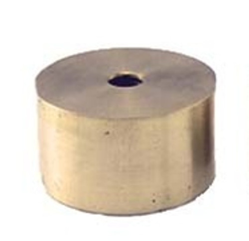 "CP104-1"" Brass Pommel"