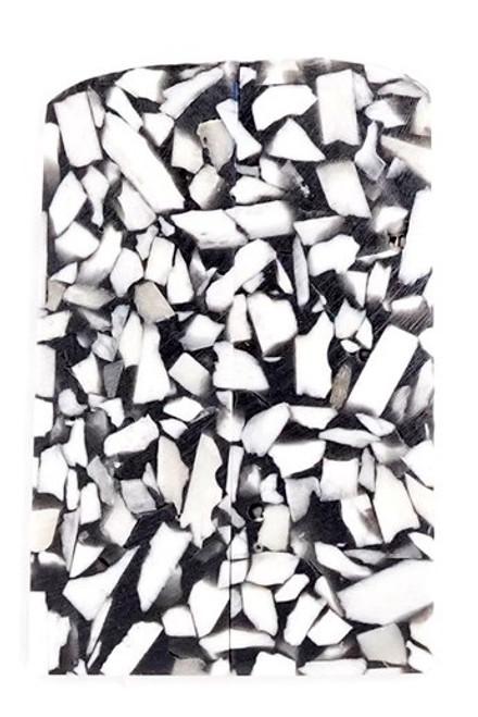 Natural Bone Composite-3 1/8 x 1  x 1/4 #21