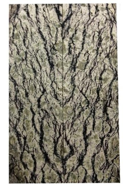 Light Serpentine Stone Pairs 4 1/8 x 1 1/4 x 3/16 #4