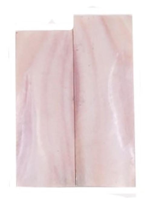 Pink Pearl Pair 2 1/4 x 7/8 x .083 #21