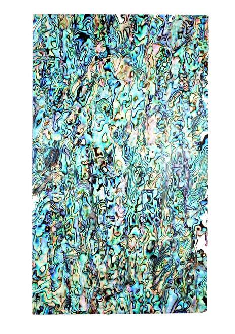 Mosaic Paua Select Laminate Sheets 9 1/2 x 5 1/2