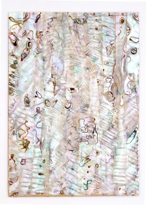 Green Standard  MOP Laminate Piece-6 1/8 x 4 1/2 x .090