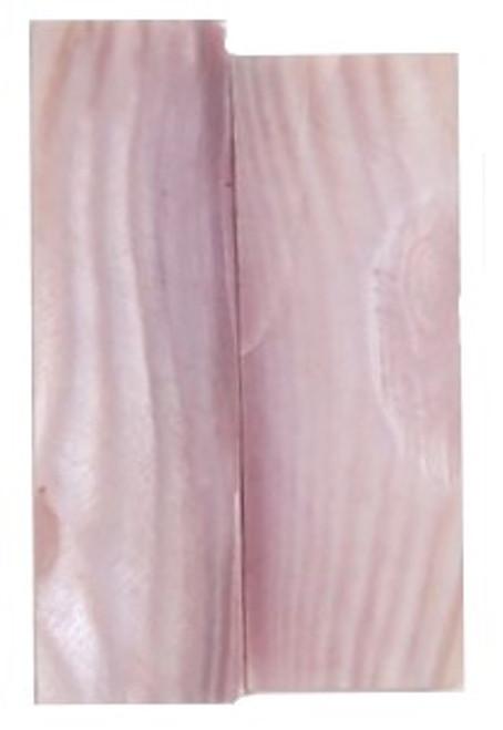 Pink Pearl Pair 2 7/16 x 3/4 x .083 #20