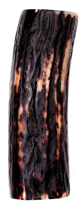 """Midnight Stag Curved Stick 4 1/4"""" #1"""