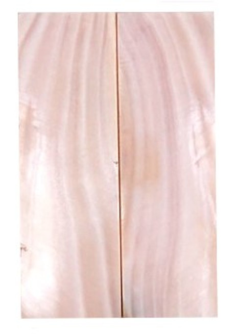 Pink Pearl Pair 2 7/8 x 15/16 x .100 #14