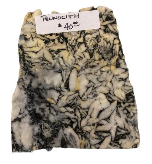 Pennolith Piece-3 11/16 x 2 1/4 x 1/4 #7