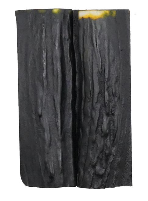 Hunter Green Stag Slabs 3 1/2 x 1 1/8 #7