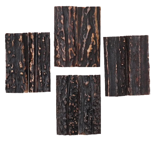 """Prime Natural Stag  3 x 1 1/8""""  (select your number)"""